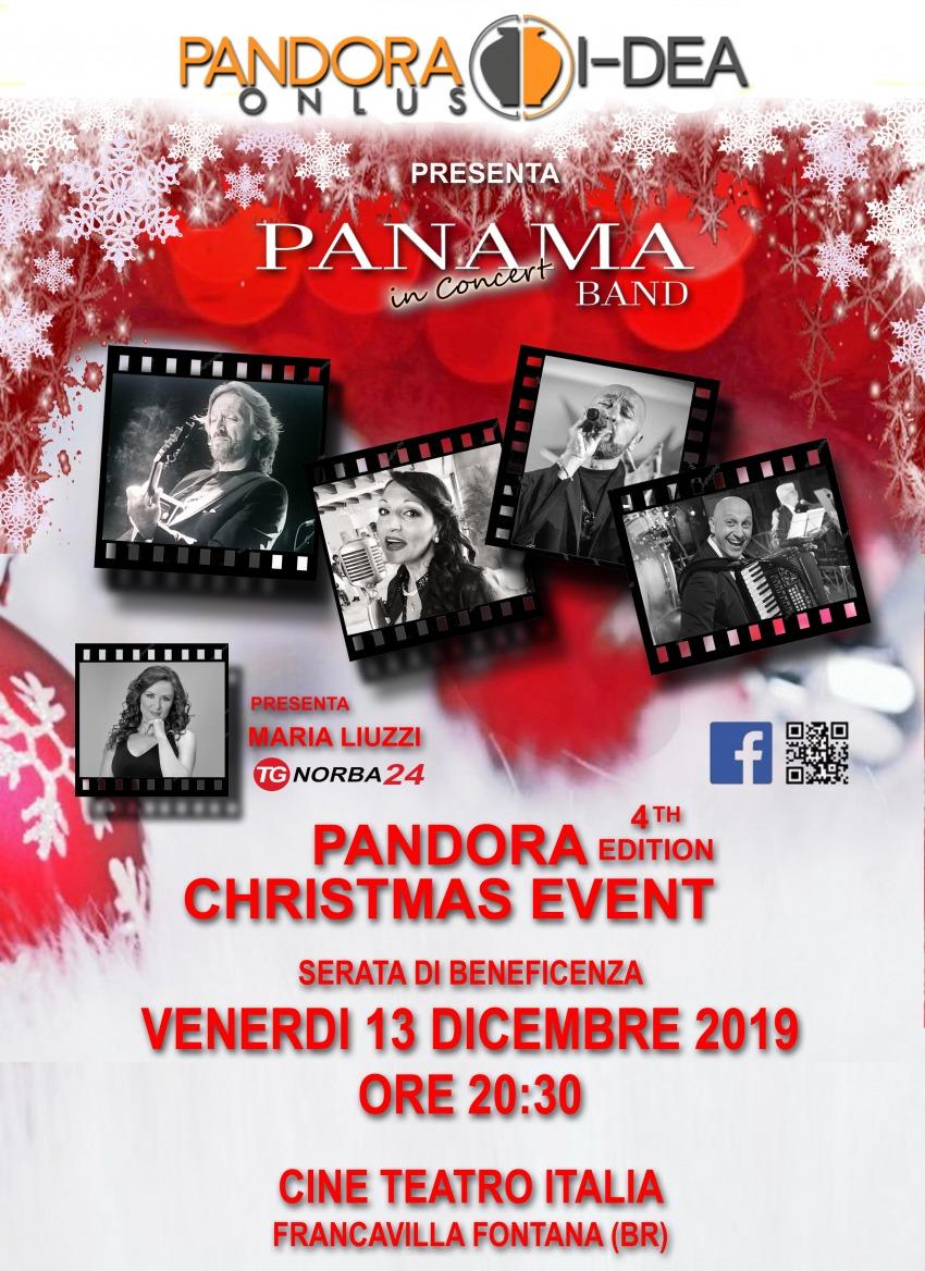 Pandora Christmas Event